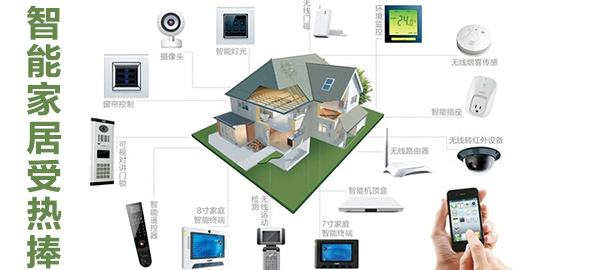 空气质量等各类传感器助力打造智能家居新生态